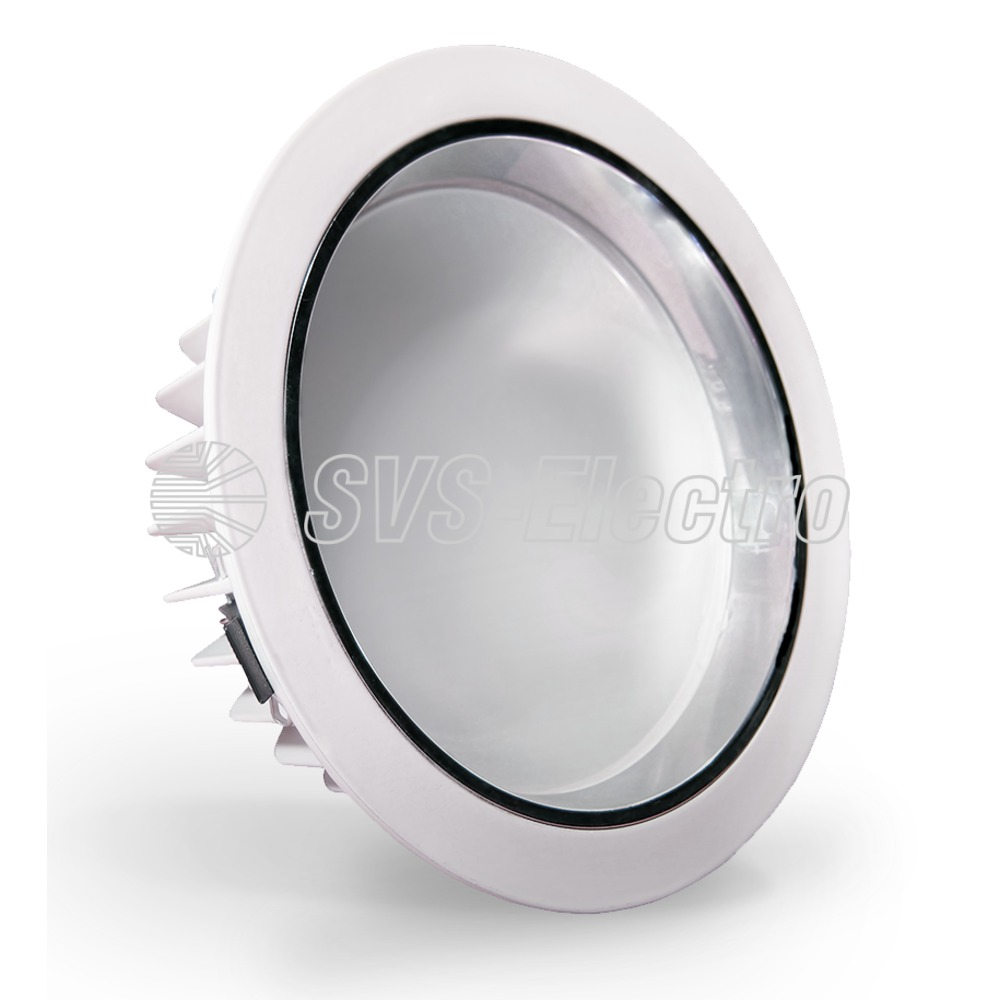 Прожектор светодиодный консольный уличный